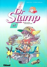 couverture du VOLUME N°1 de Dr Slump